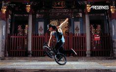 ART BMX FREESTYLE