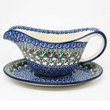 Gravy Boat #1624 | Polish Pottery from Polish Kitchen Online