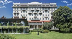 Grand Hotel Majestic Verbania The Majestic is a palace of the 19th century set directly on Lake Maggiore's shore, with private beach, wellness centre, and lake-view garden. It offers gourmet cuisine and luxury rooms.