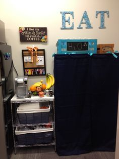 Dorm Room Decor. Food Storage Oak Hall MSU Part 33