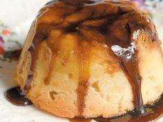Gregg Wallace's proper sponge pudding