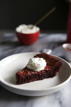 Flourless Red Velvet Marble Cake Recipe - Valentine's Day without red velvet is like a Super Bowl without  Beyonce — there's just something missing.