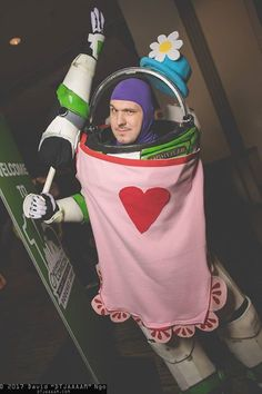 Hilarious Buzz Lightyear!