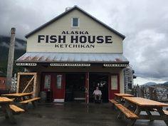 Ketchikan Alaska Fish House