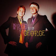 Fred and George HP