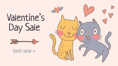 Valentine's Day special promotional graphic   Volusion