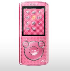 Pink and 50 hours of battery life. What more could a girl ask for?