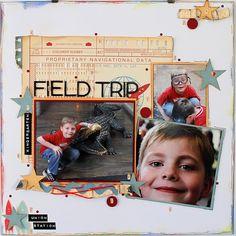 Field Trip Layout