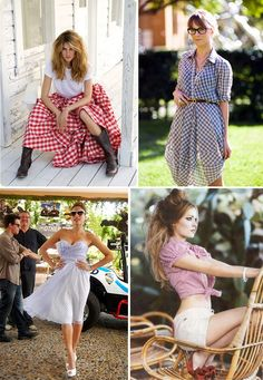 Trend Alert: Gingham Style for Fall'13