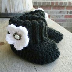 Fabulous  Baby Booties.....