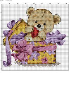 Just Cross Stitch, Cross Stitch Cards, Cross Stitch Baby, Cross Stitch Animals, Cross Stitch Kits, Cross Stitch Designs, Cross Stitching, Cross Stitch Embroidery, Cross Stitch Patterns