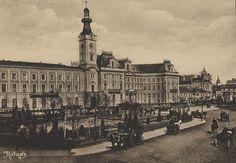 Warszawa przedwojenna (Ratusz)