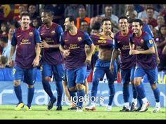 Himno FC Barcelona (con letra)