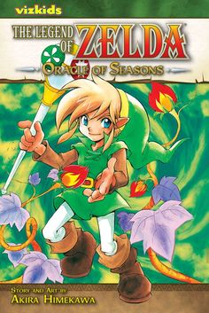 R to L (Japanese Style) The manga adapation of the legendary video game series, now available in English for the first time! Become part of the Legend the Legend of Zelda! The Legend of Zelda is a hig