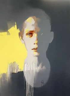 Solly Smook is an artist from Riebeek Kasteel. His art is displayed in all corners of the world. Abstract Portrait Painting, Portrait Art, Figure Painting, Painting & Drawing, Portrait Paintings, Frida Art, Figurative Art, Painting Inspiration, Amazing Art