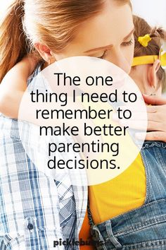 Could this one little thing help you make better parenting decisions? Parenting Toddlers, Parenting Books, Parenting Teens, Parenting Advice, Parenting Styles, Sarah Fit, Raising Girls, One Piece Outfit, Attachment Parenting