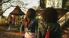 Alison Dilaurentis and Maya St Germain house gazebo Pretty Little Liars pilot pll