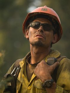 The Springs Fire, Banks-Garden Valley, Idaho, Boise National Forest, August, 2012; Idaho City Hotshots