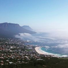 View from Lion's Head - Cape Town