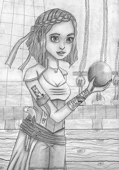 Livia by melnina34.deviantart.com on @DeviantArt