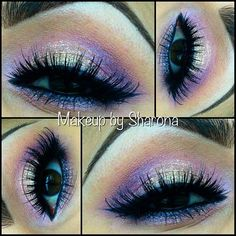 Swish on the inner & outer corner, Ricepaper in the very center, Fig 1 & Sketch in the outer corner, Soft Brown through the crease, Mylar under the brow, LAsplash glitter liner in Pink Sparkles on the lid, Noir Fairy lashes from House of Lashes. #makeupbysharona #makeupartist #makeup #mac #ilovemacgirls #houseoflashes @Allison j.d.m House! of Lashes #noirfairy #glitter  @Sharon Macdonald Lefkowitz Usher Under Eye Creases, Bumps Under Eyes, Under Eye Makeup, Under Eye Concealer, Fairy Makeup, Makeup Art, Beauty Makeup, Perfume Body Spray, Beauty And The Beat