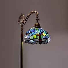 Tiffany-style Dragonfly Reading Lamp - Overstock™ Shopping - Great Deals on Warehouse of Tiffany Tiffany Style Lighting