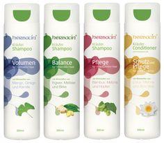 Wir suchen 50 #Produkttester mit eigenem Blog für jeweils ein #Herbacin Kräuter Shampoo und Conditioner