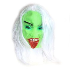 Ive just added 4x Scary Mask - T....Check it out here http://emmazing.uk/products/4x-scary-mask-toxic-glowing-girls-4-assorted?utm_campaign=social_autopilot&utm_source=pin&utm_medium=pin#homedecor #decor
