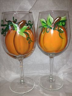 Each wine glasses is hand painted by Ann Yaconis. All the patterns are designed by Ann Yaconis from original art, and are available at https://brusheswithaview.com/shop. Ann Yaconis © 2016 brusheswithaview.com All Rights Reserved Hand Painted Glassware by Brushes with a View @ Ann Yaconis