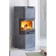 Contura 26 T - Kachelhandel Fuego Wood Burning, Contemporary, Modern, Stove, Home Appliances, Cornwall, Fireplaces, Home Decor, Fireplace Set
