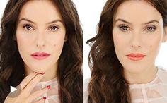 La maquilladora Lisa Eldridge nos muestra dos estilos de maquillarse con la nueva colección Reverie Parisienne de maquillaje primavera/verano 2015 de CHANEL