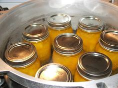 Canning Granny: Canning Pumpkin