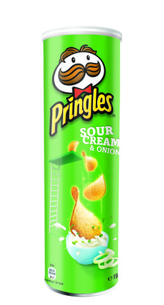 Pringles Sour Cream & Onion, Pack x 165 g Dose) Sarah Graham Artist, Pringle Flavors, Pringles Original, Cookies And Cream Cheesecake, Advent Calendars For Kids, Chips, Tumblr Food, Salty Foods, Sour Cream And Onion