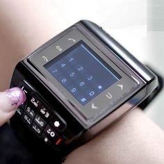 Victor GSM Quadband Voice Dialing Watch Cell Phone Unlocked  http://stylexotic.com/victor-gsm-quadband-voice-dialing-watch-cell-phone-unlocked/