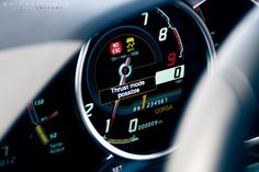 Thrust Mode: because launch control just isn't cool enough for Lamborghini.