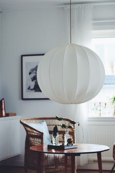 Shop Stor Taklampa EKO Off white 80 cm from Lampverket unika lampor & lampskärmar in Ceiling lights, available on Tictail from kr Decor, Simple House, Interior Decorating, Interior, Lamp, Ceiling Lights, Nordic Home, Lights, Pendant Light