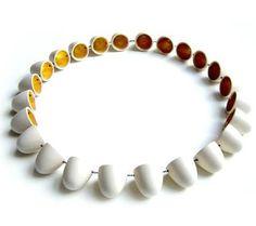 Peter Hoogeboom - Acorn Necklace.