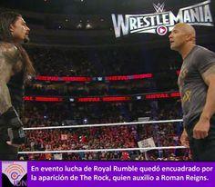 Royal Rumble 2015 fue la vigesimaoctava edición de Royal Rumble, un evento de lucha libre profesional, por la WWE.