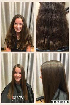 Japanese Straightening, Frizz Free Hair, Relaxer, Damaged Hair, Long Hair Styles, Beauty, Fashion, Moda, Fashion Styles