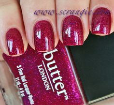 *butterLONDON - Fiddlesticks (Holiday 2012 Collection) / Scrangie
