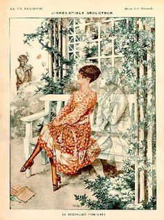 Chéri Hérouard (1881 - 1961). La Vie Parisienne. [Pinned 22-i-2015]