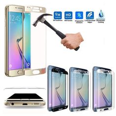 3D Full Cover Tempered Glass Screen Protector for Samsung Galaxy Note 7 Curved…