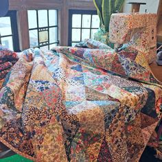 Liberty Quilt SOS Exhibition