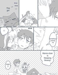 Sailor Scribbles: Sleeping Beauty 02