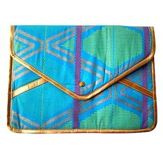 Given Goods Company: Farah Envelope Clutch by Rising Tide Fair Trade