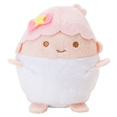 【2015】★SANRIO Plush Doll ★各¥ 540, 6x6x7cm ★#LittleTwinStars