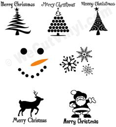 Christmas Vinyl, Vinyl Craft Ideas, Christmas Crafts