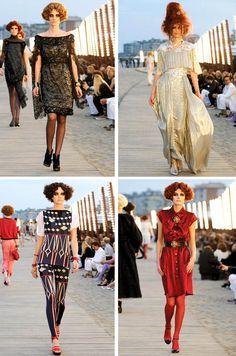 Chanel - tribute a Luisa Casati