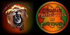 Reggae Promotion In Motion Logo's