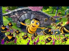 Disney Cartoon Movies 2014 Bee Movie  cartoon movies disney full movie